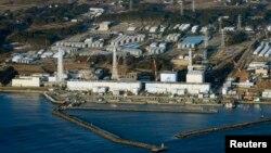Атамная электрастанцыя Фукусіма-1