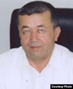 Buxoro viloyatining yangi xokimi Muhiddin Esonov.