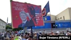 Priština: Proslava završetka NATO bombardovanja