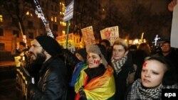 Rusiyada LGTB aksiyası