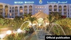 Готель Imperial Marhaba Sousse, який став об'єктом нападу, фото з офіційного сайту готелю www.marhabahotels.tn