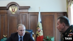Vladimir Putin i Viktor Zolotov