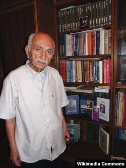 Çəmənzəminlinin oğlu Orxan Vəzirov (1928-2010)