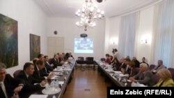 Susret predsjednika gospodarskih komora u Zagrebu, 12. lipnja 2012.