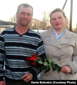 Виктор и Елена Болонкины