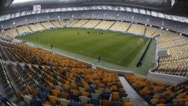 Українці зіграють з сан-маринцями на стадіоні «Арена Львів»