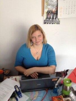 Мария Садовская-Комлач