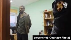 Задержанный на месте убийства Денис Поздеев