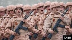 Російські військові в Сирії