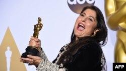 Sharmeen Obaid-Chinoy sa zasluženim Oscarom
