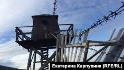 Российская тюрьма. Иллюстрационное фото