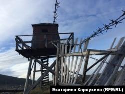Сталинский трудовой лагерь в Якутии