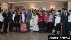 Көньяк Сахалинскида җирле Татар конгрессы җыены узда