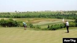 Golf meýdançasy