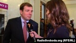 Депутат із парламентської фракції «Опозиційна платформа – «За життя» Микола Скорик