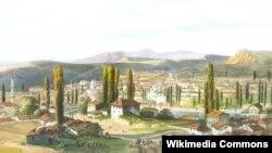 Карасубазар. Тарихи рәсем