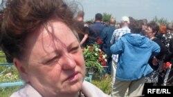 Наталья Томилова, председатель общественного объединения «Шахтерская семья». Город Шахтинск, Карагандинская область.