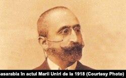 Alexandru C. Cuza (8 noiembrie 1857 - 3 noiembrie 1947) profesor la Universitatea din Iași, om politic