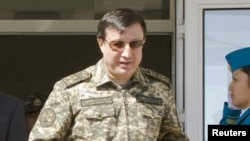 Adilbek Jaksybekov (file photo)
