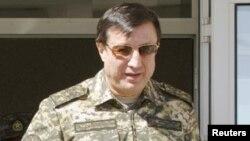 Қазақстан қорғаныс министрі Әділбек Жақсыбеков.