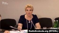 Раїсу Богатирьову, колишнього українського міністра охорони здоров'я, на початку березня виключили із санкційного списку ЄС