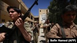 اعضای حزب دموکرات کردستان ایران