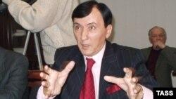Министр культуры Кабардино-Балкарии Заур Тутов