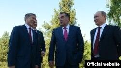 Душанбе на этой неделе принимает президентов стран-членов ОДКБ