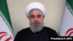 Президент Исламской Республики Иран Хасан Рохани (архив)