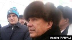 Герман Греф һәм Рөстәм Миңнеханов (у)