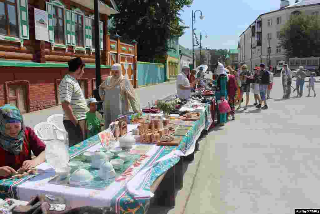 Печән базары ярминкәсе