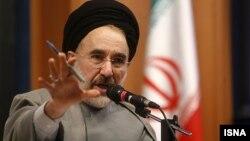 محمد خاتمی، رییس جمهوری پیشین ایران