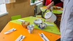 Alimentația copiilor din grădinițe şi școli, sub supravegharea Guvernului Sandu
