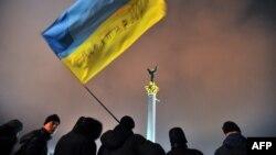 La Euromaidanul de la Kiev