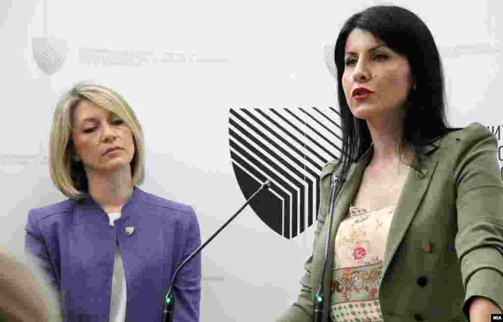 МАКЕДОНИЈА - Специјалната обвинителка Ленче Ристоска е избрана за прв обвинител за врски со Македонија во Единицата за судска соработка на ЕУ, Еуроџаст (Eurojust). Во соопштението се наведува дека нејзиното назначување е важен придонес во засилувањето на врските меѓу ЕУ и Западниот Балкан во областа на кривичното право.