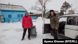 Татьяна Быкова и Анатолий Гусев