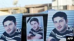نمیر نور-الدین عکاس رویترز که در این تیراندازی کشته شد.