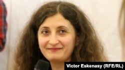 Liliana Corobca: o scriitoare moldoveană la Tîrgul de Carte de la Frankfurt
