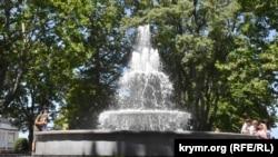 С 1 октября для экономии воды в Севастополе выключат фонтаны