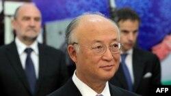 Шефот на Меѓународната Агенција за Атомска Енергија Јукија Амано