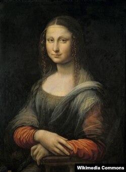 """Mona Liza""nın oxşarı"