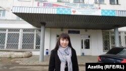 Зөлфия Әхмәтова