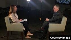 کن واینستین، مدیر اندیشکده هادسون به سوالات ستاره درخشش رئیس بخش فارسی صدای آمریکا پاسخ می دهد.