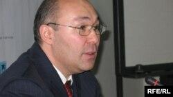 Қазақстан үкімет басшысының орынбасары Қайрат Келімбетов.