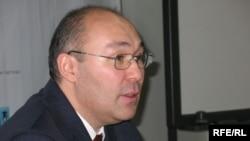 Кайрат Келимбетов, председатель Национального банка Казахстана.