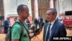 NATO koristi svoju vojnu i političku moć u cilju sprečavanja konflikata i održavanja mira: Paolo Ali u razgovoru sa Zoranom Glavonjićem