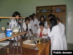 Студенты Южно-Казахстанского государственного университета имени Мухтара Ауэзова. Иллюстративное фото.