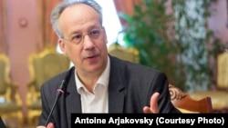 Антуан Аржаковський, французький історик, богослов Antoine Arjakovsky