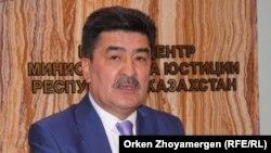 Ауыл шаруашылығы вице-министрі Ерлан Нысанбаев