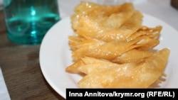 Кримськотатарські ласощі пахлава